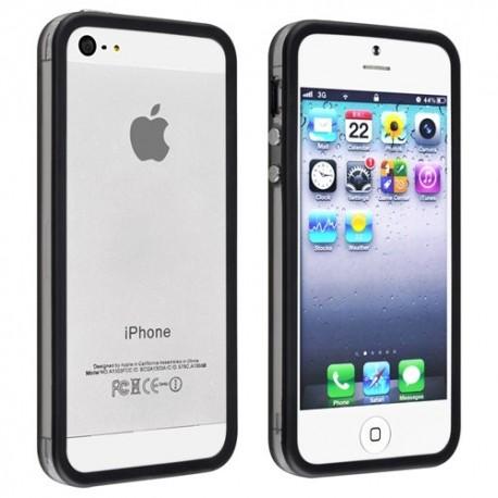 Bumper pro iPhone 5 / 5S / SE - černý