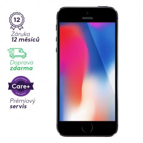 Apple iPhone 5S - černý