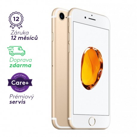 Apple iPhone 7 - Gold