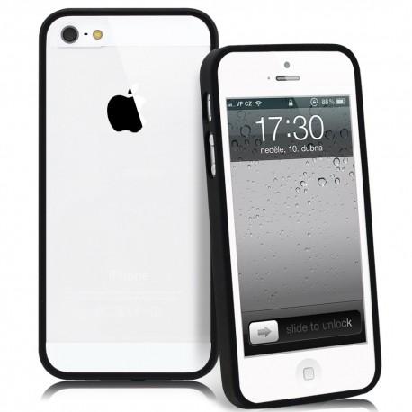 Bumper - ochranný rámeček pro iPhone 4 / 4S - černý