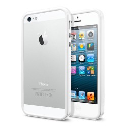 Bumper pro iPhone 5 / 5S - bílý