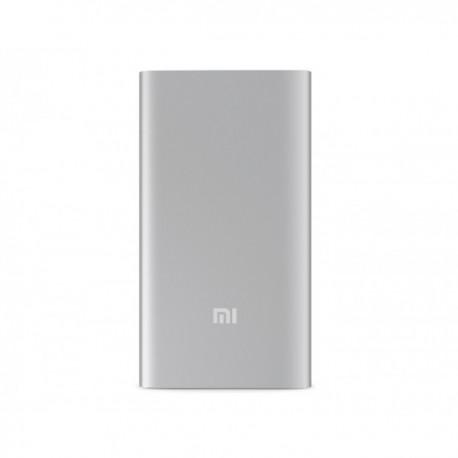 Xiaomi Power bank 5000 mAh Silver - externí baterie