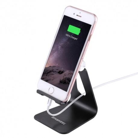 HAWELL hliníkový stojan pro iPhone / iPod - černý