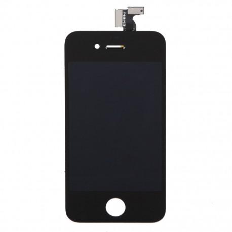 Kompletní  LCD panel pro iPhone 4 (černý) + servisní set zdarma