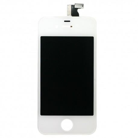 Kompletní  LCD panel pro iPhone 4S (bílý) + servisní set zdarma