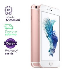 6S Plus - Rose Gold