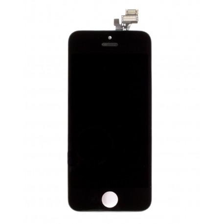 Kompletní  LCD panel pro iPhone 5 (černý) + servisní set zdarma