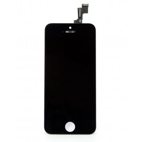 Kompletní  LCD panel pro iPhone 5S (černý) + servisní set zdarma
