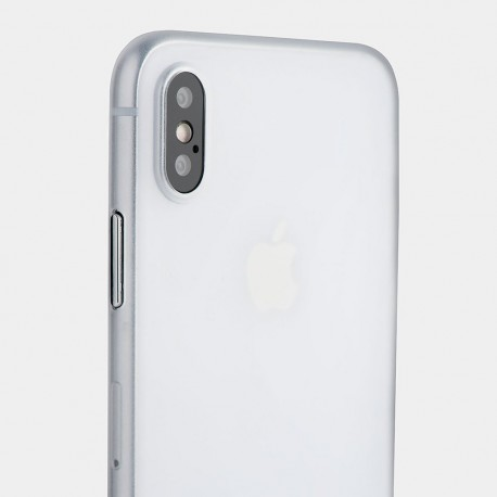 Matný kryt pro iPhone X